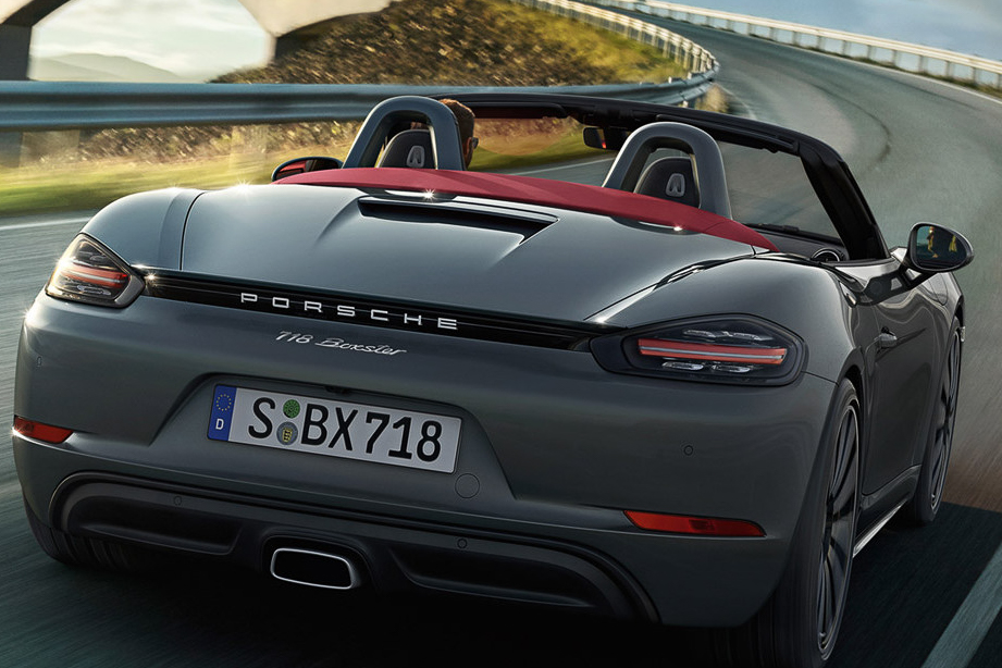 Rent A Porsche 718 Boxster In Cape Town