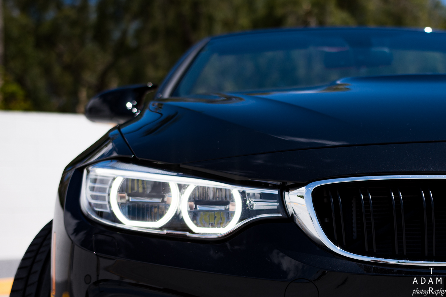 Bmw M4 Convertible Rental In Cape Town South Africa